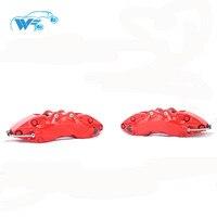 KOKO RACING автозапчасти высокая производительность WT9040 6 горшок Красный Большой суппорт для 18 19 дюйм(ов) колеса автомобиля Размер