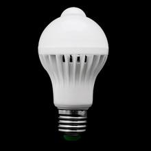 E27 5W/7W/9W LED PIR Motion Sensor Auto Energy Saving Light Lamp Bulb Infrared H02