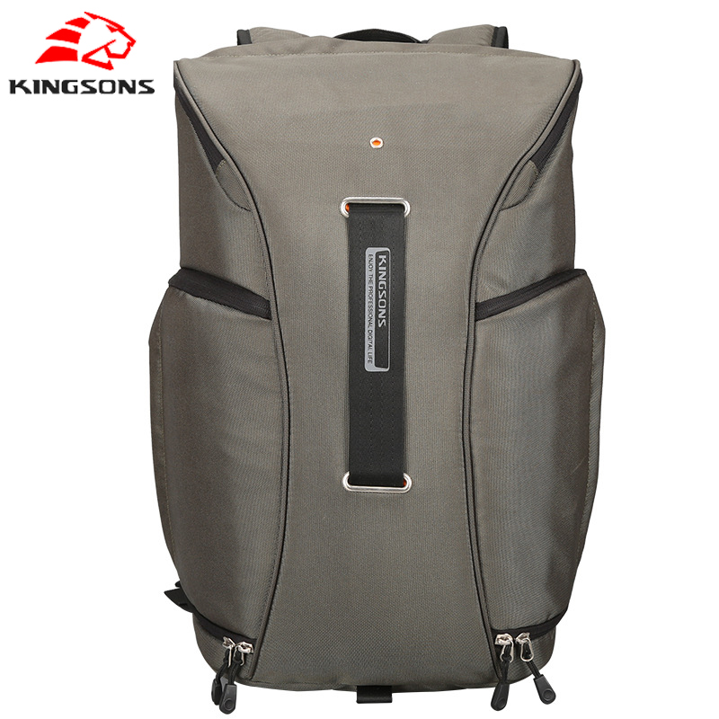 Kingsons Laptop Backpack Men's Travel Bags backpack school Bag Computer Backpack for Teenagers Rucksack 15.6 Inch Laptop Bag jacodel 2017 business 15 inch laptop bag computer backpack bags for men women school bag backpack for teenagers travel bags case