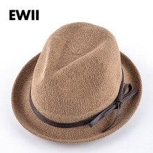 Fieltro para sombreros de sol mujeres kentucky derby fedora hombres sombrero  sombreros paja caps hombres verano playa Panamá cha. 5a43c1038b2