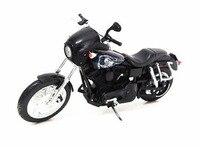 Maisto 1:12 Harley 2003 Dyna Super Glide Sport SONS OF ANARCHY Jackson Jax Teller Motorcycle Diecast Metal Bike Model Free Ship