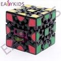 Nueva x-cube 6 cm 3x3x3 Cubos de Engranajes Cubo Mágico Puzzle 3D Juguetes educativos Especiales juguetes Para regalos de Los Niños