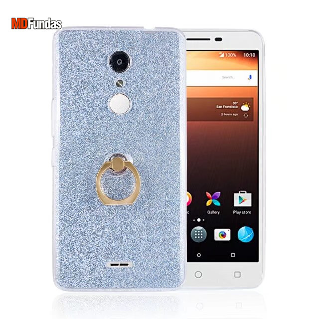 size 40 5fed2 21b5d US $2.99 |MDFUNDAS Coque For Alcatel A3 XL Funda Ring Hold 2 in 1 Dual  Layer Flexible TPU Fitted Cases For Alcatel A3XL Cellphone Cover on ...