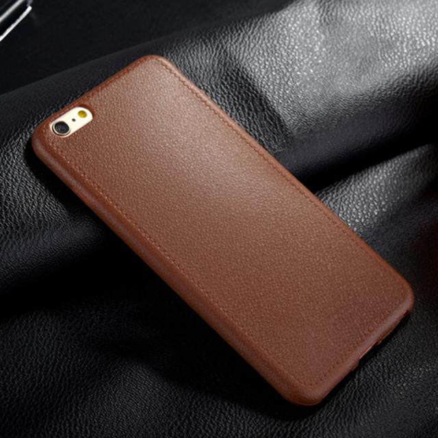 Dirt-Resistant Slim Unisex TPU Phone Case for iPhone