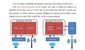 Image 5 - 2019 MMDVM répéteur multimode Modem vocal numérique pour framboise Pi Arduino prise en charge YSF d star DMR Fusion P.25
