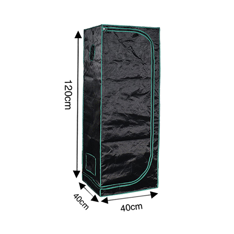 40x40x120cm(1.3 x1.3 x3.9 ) Hydroponics Indoor Grow TentMetal Frame Material Mylar Grow Box Tent Garden Greenhouse Grow Room-in Garden Greenhouses from ...  sc 1 st  AliExpress.com & 40x40x120cm(1.3