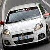 FOR Fiat Abarth Punto 500 Panda Bravo Type B Windshield Decal Sticker PVC