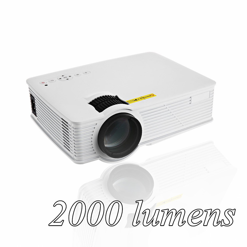 GP 9 2000 lumens Mini Projetor Full HD 1080P Portable USB Cinema Home Theater Pico LCD Video LED Projector Beamer GP-9 Proyector