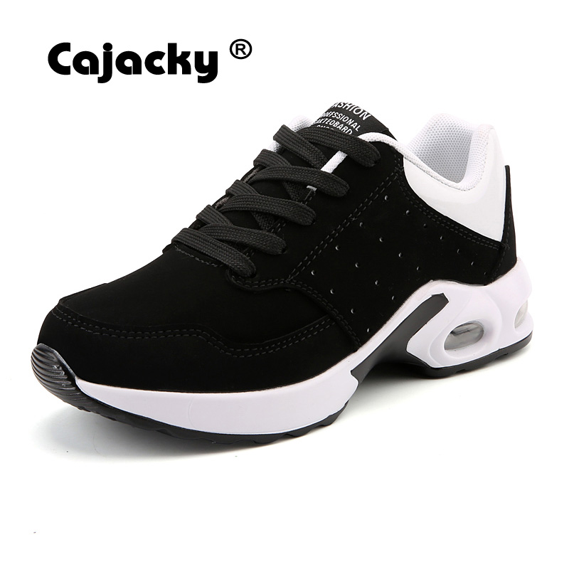 Cajacky Men Sneakers Fashion Casual Shoes 2018 Unisex Flock Casual Shoes Male Corduroy Lace Up Trainers Mesh Flats Men Krasovki