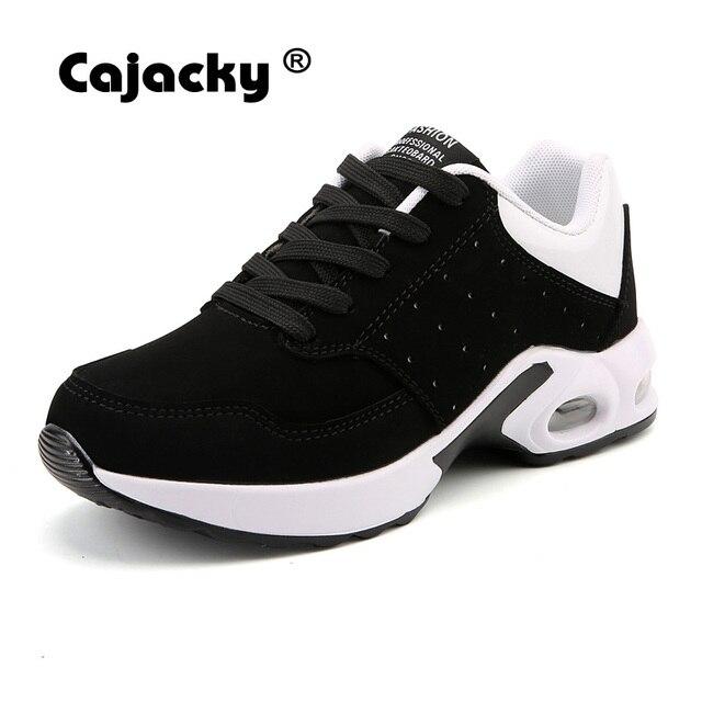 9d8c1d0f1 Cajacky Rebanho Calçados Casuais Dos Homens Das Sapatilhas Sapatos Moda  Casual 2018 Unisex Malha de Veludo