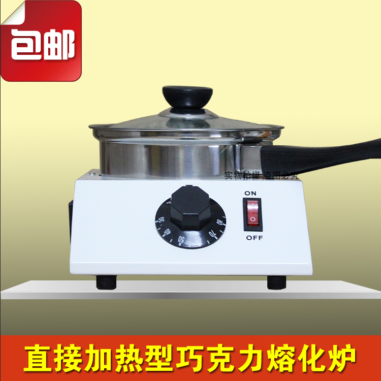 Single cylinder chocolate thermostat handmade soap stainless steel melting furnace thermostat wax therapy machine machine machine machine d machine chocolate - title=