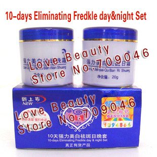Free shipping Jiaoli Miraculous cream Day Cream Night Cream