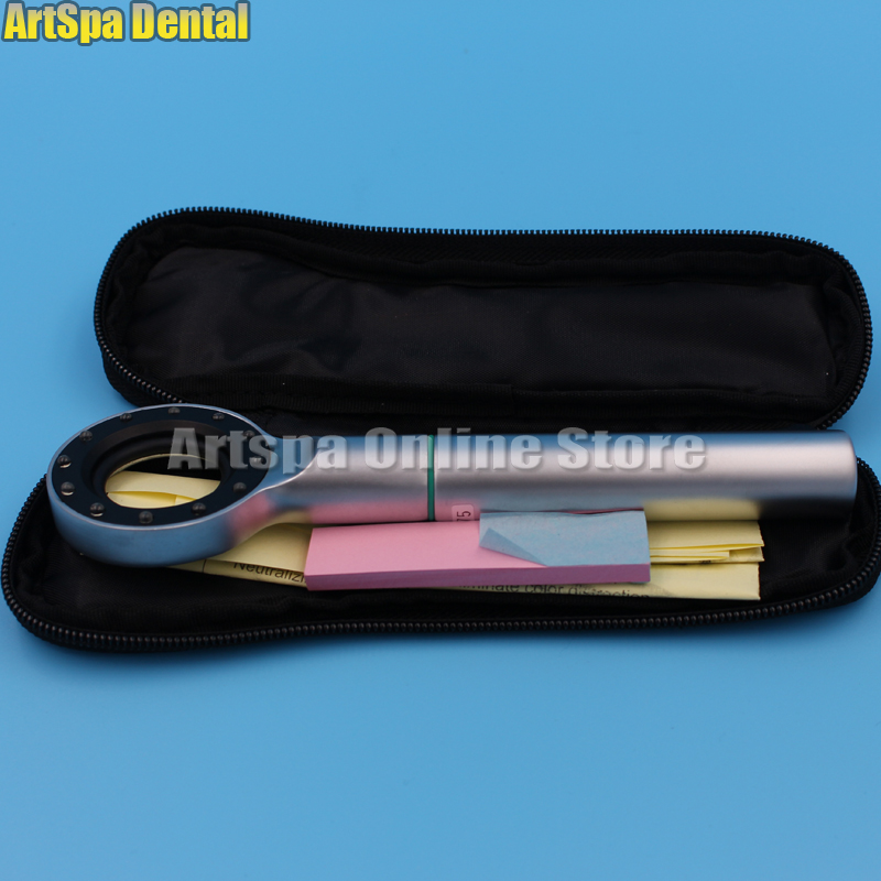 Dental Base Light Shade Guide Tooth Color Comparator Shade Matching Light