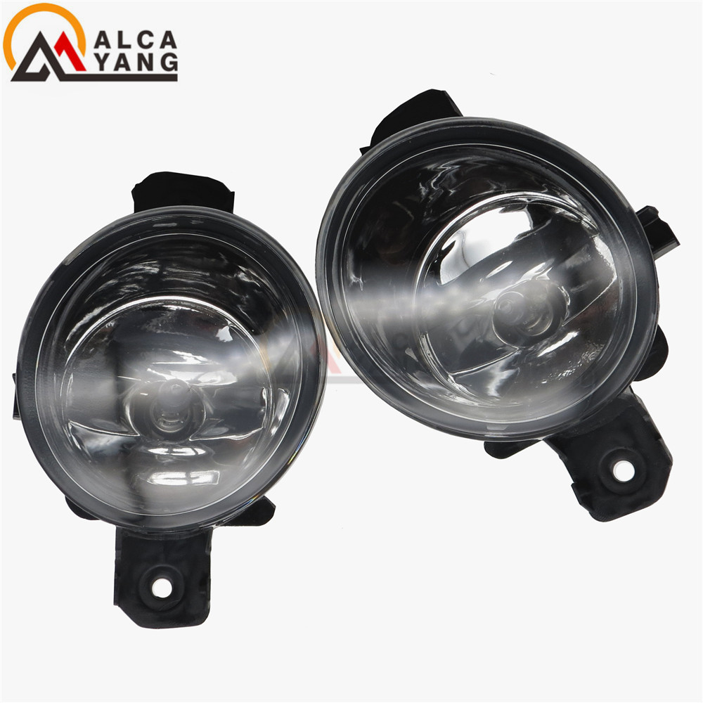 Malcayang Angel Eyes 55W LED / Halogen Fog LIGHT Lights drl Refit For Renault CLIO II (BB0/1/2_, CB0/1/2_ Hatchback 1998-2004 capsula bb0
