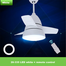 Childrens Room Ceiling Fan Light Living Mini Lights Simple Modern Bedroom Restaurant Electric Chandelier 220v 65W