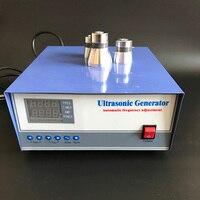 Ультразвуковой очиститель воздуха 600 Вт 220 В 17 кГц/20 кГц/25 кГц/28 кГц/30 кГц/33 кГц/40 кГц ультразвуковой высокомощный импульсный генератор