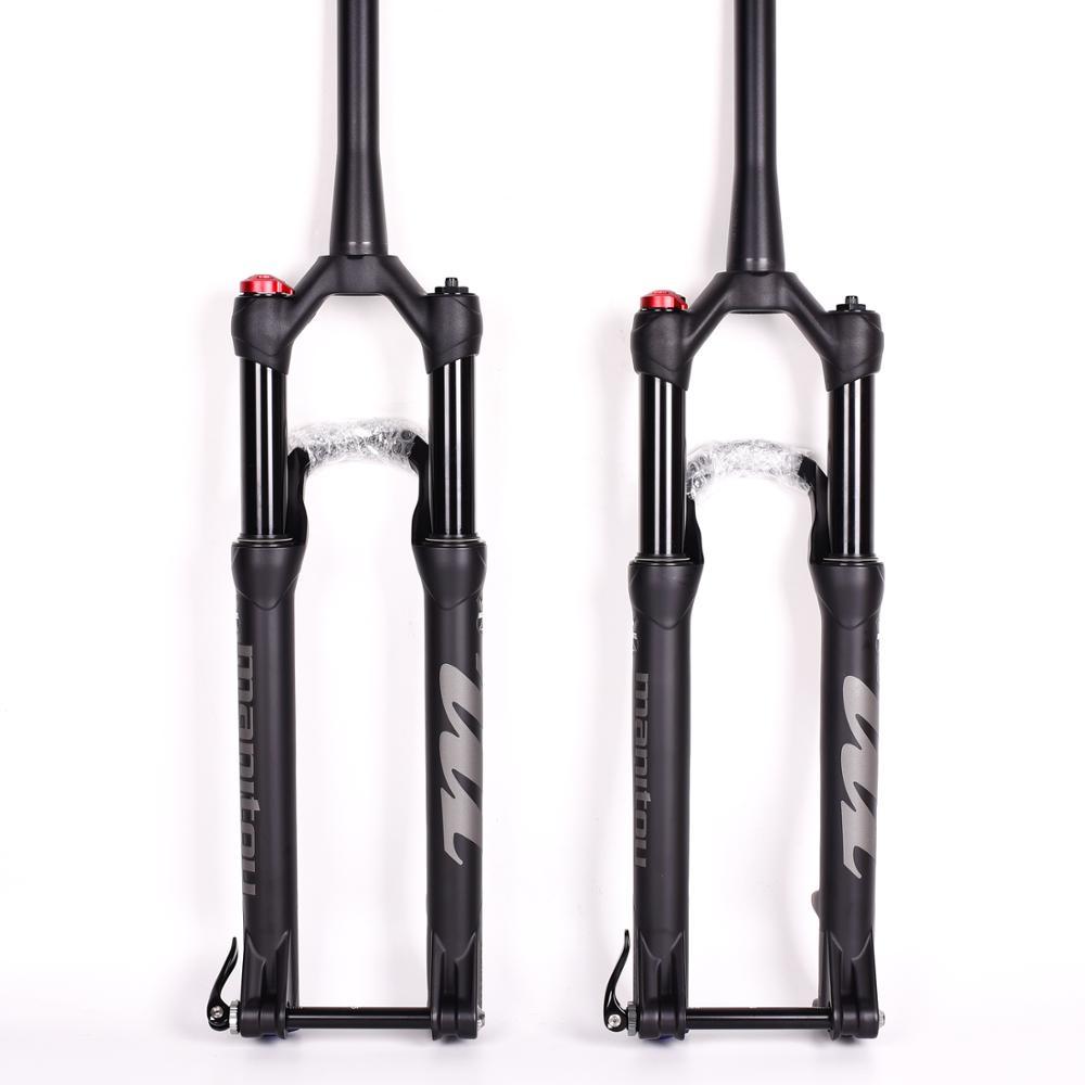 Manitou Machete Pro Mountain Bike Fork 120mm Travel Tapered 15 x 100mm
