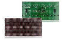 P10 полу-открытый красный цвет из светодиодов дисплей модуль