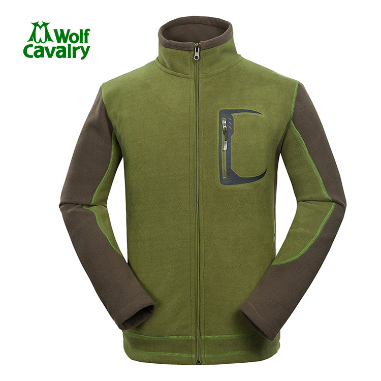 CavalryWolf outdoor Fleece softshell jackets Men Thermal Winter Hiking Jacket Outdoor Sport Coat Men Hunting Fishing Clothing стоимость