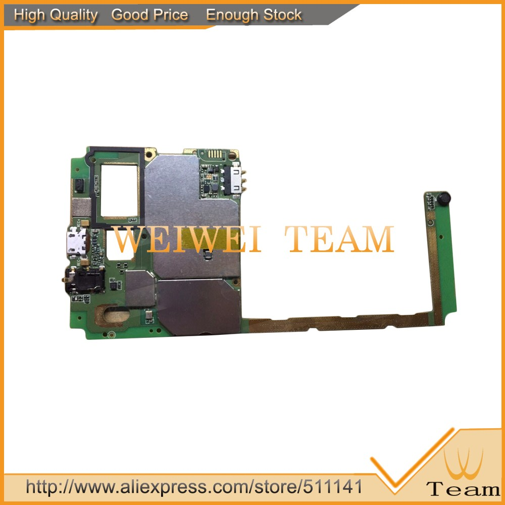 NEW 100% Tested Working well For Lenovo A606 Motherboard mainboard Smartphone Repair Replacement With tracking number