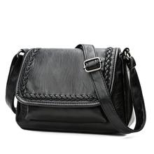 Brand Women Messenger Bags Crossbody Soft PU Leather Shoulder Bag High Quality Fashion Women Bags Handbags bolsas LIttle Bag цена