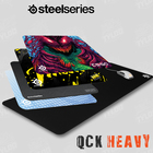Original SteelSeries QcK gaming mouse pad QcK Mass/Heavy/XXL/+Limited mouse pad CF CSGO