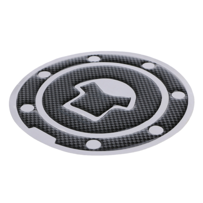 Motorcycle Carbon Fiber Tank Pad Tankpad Protector Sticker For Honda Cbr600 F2 #5