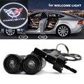 2 x Car Door Light Laser Welcome Ghost Shadow Projector Logo Light For CORVETTE