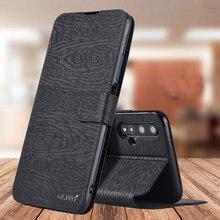 For Oppo Realme XT Case Flip Leather Cov