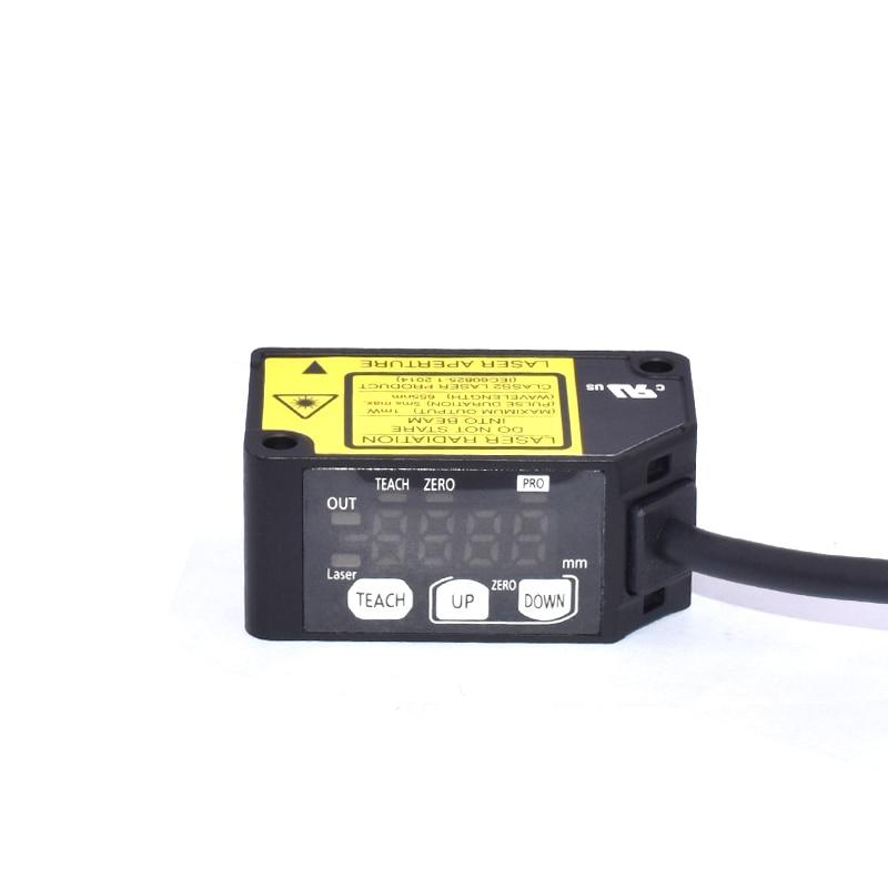 Panasonic laser displacement sensor HG C1100 P analog signal ranging photoelectric switch sensor PNP