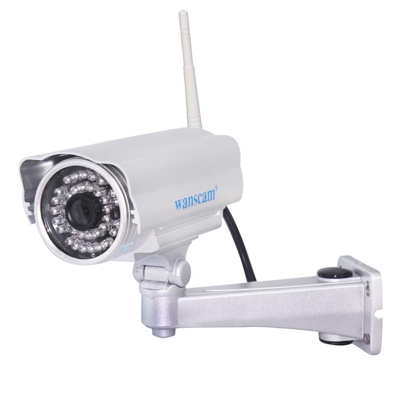 ФОТО Wanscam HW0022 HD 1.0Megapixel 720P Waterproof Bullet Camera Outdoor IR Cut ONVIF WIFI Security Surveillance IP Camera