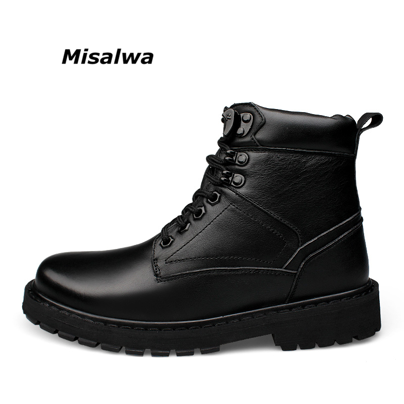 Winter Fur Man Classic Boots Non-slip Warm Snow Boots Man Genuine Leather Military Plus Big Size 37-50 11 12 13 14 Free Shipping free shipping brand a2 style leather clothing plus size man s 100% genuine leather jackets classics mens engraved jacket quality