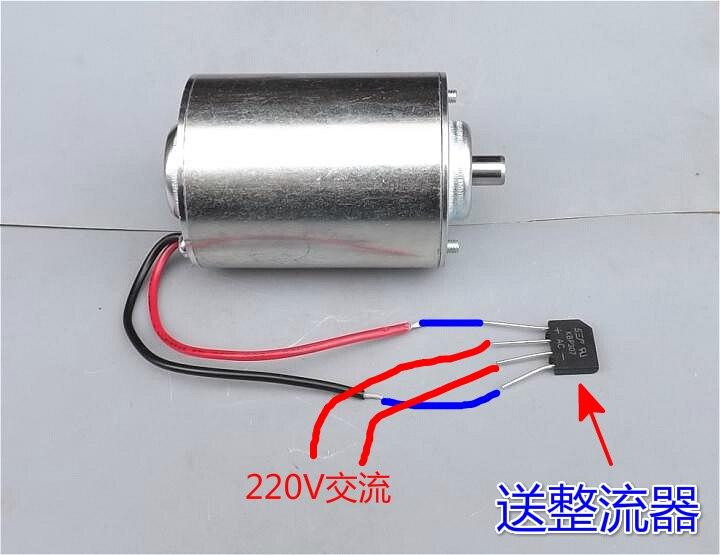 Online Buy Wholesale 120v Ac Motor From China 120v Ac