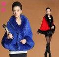 Gorgeous lana solid sensación fresca arcylic de piel sintética del cabo jacquard Poncho Cardigan señora del mantón de la estola wraps #3620