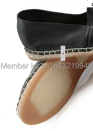 Women Casual Comfortable Espadrilles Shoes Brand Designer Genuine Leather sneakers Loafers Driving - 2015 Honest trading store