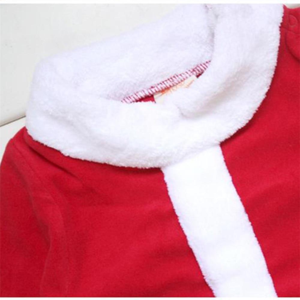 FÁCIL Y GRANDE Nuevo Bebé Niño / Niña Trajes de Navidad Conjuntos - Ropa de bebé - foto 5