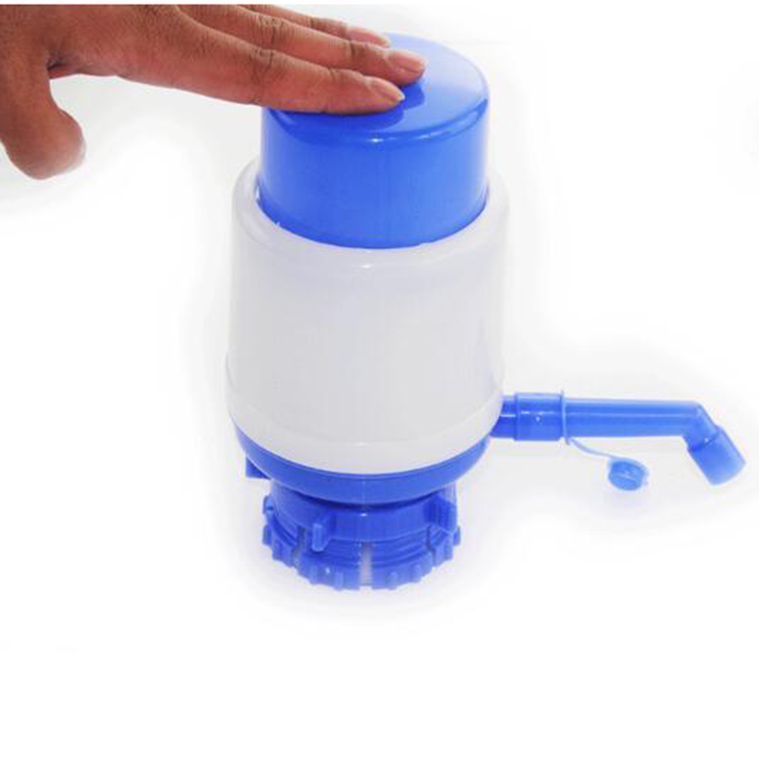 lovely market random color household manual water bottlejug hand pump hand press dispenser - Water Jug Dispenser