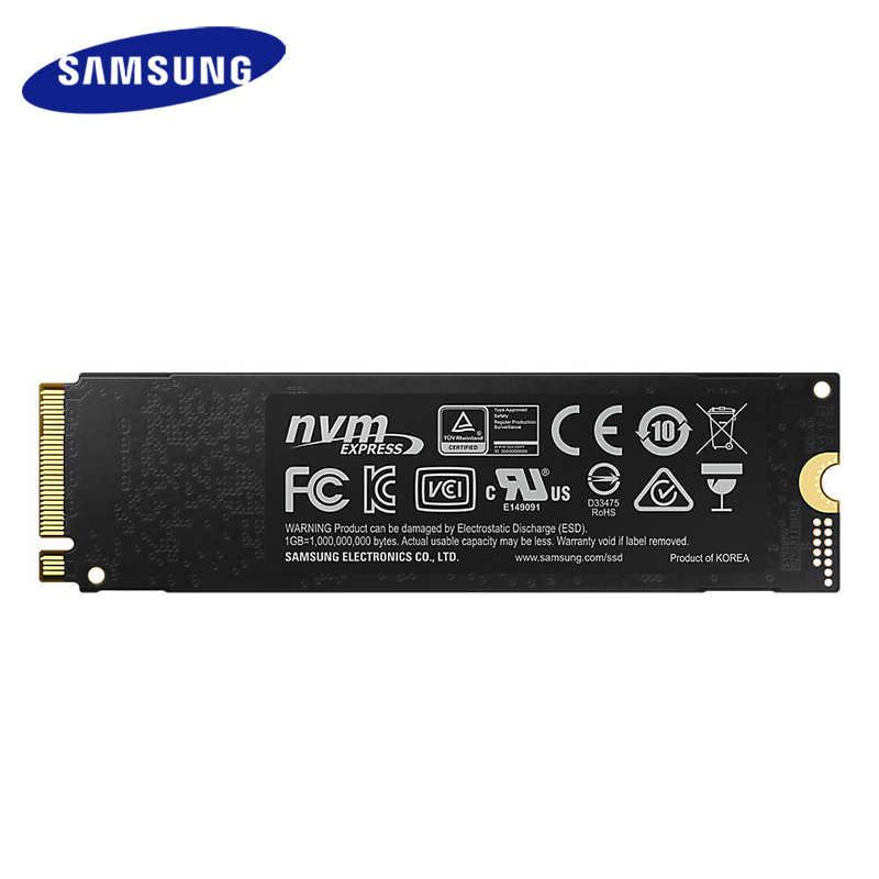Detail Feedback Questions About Samsung Ssd 250gb 500gb 1tb 970 Evo