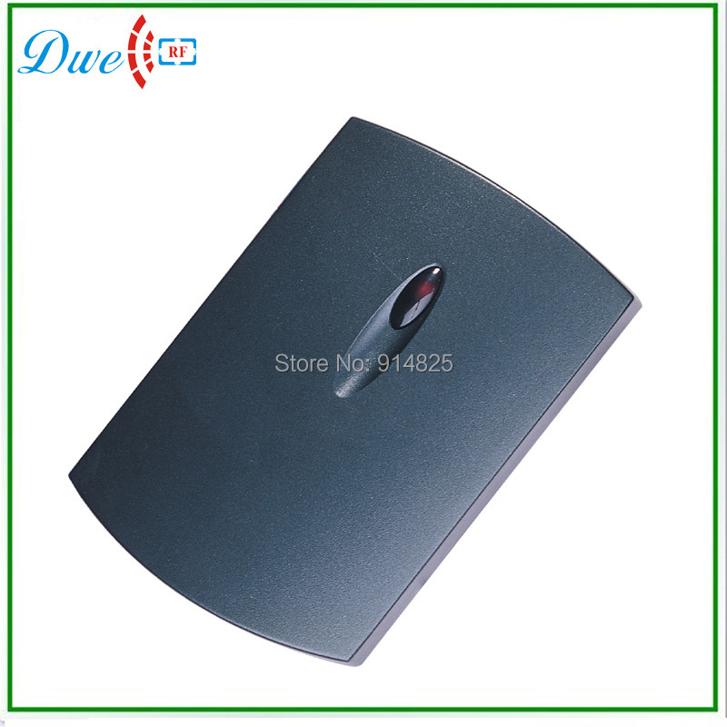 Best Price Wiegand 26 Waterproof Card Reader Door access control RFID 125khz reader weigand reader door access control without software 125khz rfid card metal access control reader with 180 280kg magnetic lock