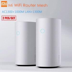 2 PCS Xiaomi Mi WiFi Mesh Rout