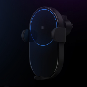 Image 4 - Xiaomi Qi Wireless Charger Fast Charging Intelligent Infrared Sensor Mi Car Charger Phone Holder WCJ02ZM 20W Max For iPhone X XS