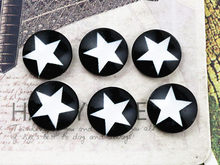 New Fashion 20pcs 12mm Handmade Photo Glass Cabochons E2-69(China)