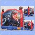 CALIENTE de Calidad comercial de 4 m por 4 m Guerra Estrella Inflable Casa de La Despedida, Guerra de las galaxias Gorila Inflable