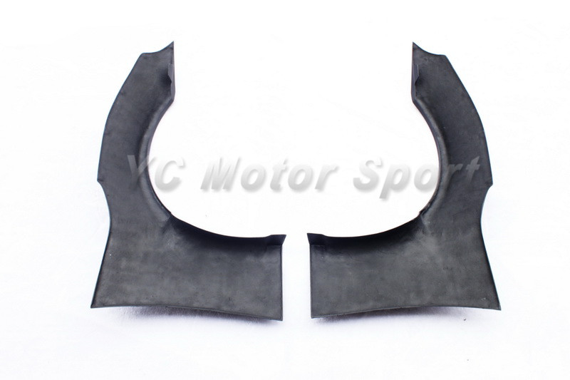 GT86 FT86 ZN6 FRS BRZ ZC6 Greddy X Rocket Bunny Ver.1 Style Front Fender Cover FRP (5)