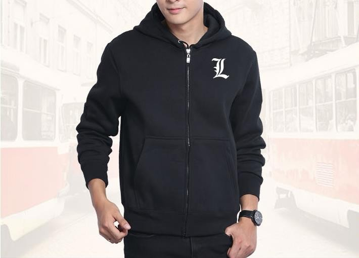 Death Note Sweatshirt Jacket Hoodie