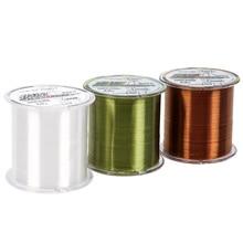 TSURINOYA TAIFENG 300m Nylon Fishing Line Wear-resisting Nylon Fishing Lure super Power Low Memory 100% Fluoro Carbon Nylon line