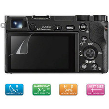 2x ЖК-дисплей Экран защитная плёнка для НУА Вэй для sony Альфа A6500 A6300 A6000 A5100 A5000 A3000 цифровой Камера