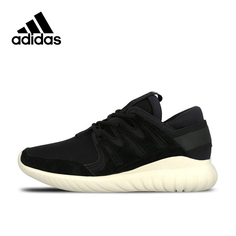 New Arrival Official Adidas Originals Tubular Nova Yeezy Mens Breathable Running Shoes Sports Sneakers homens men shoes men