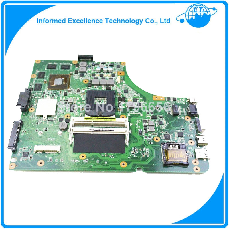 ФОТО K53SV Laptop Motherboard for  ASUS X53S A53S K53SJ K53SC P53S K53SV Laptop GT540M 2GB 90R-N60MB1300Y