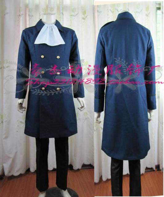 Axis Powers Hetalia Austria Cosplay Costume all size